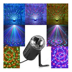 Mini Laser Projector DJ Disco Light Stage
