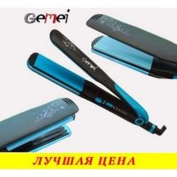 Утюжок для волос выпрямитель гофре 2 в 1 Gemei GM-1961