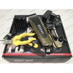 Профессиональная машинка для стрижки Собак Gemei GM-6063