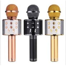 Беспроводной караоке микрофон ws858