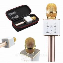 Микрофон Караоке Q7 - Музыкальные инструменты