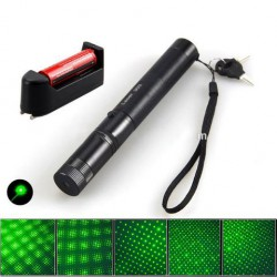 Зеленый лазер Green laser pointer JD 303 532NM