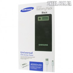 Power Bank Samsung Повер Банк 40000 mAh,