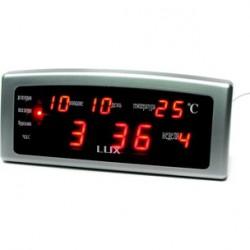 Настольные часы Caixing CX 868 настенные электронные часы