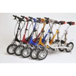 Электрический Велосипед VeloMini - удобный