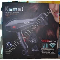 Фен Kemei KM-8860