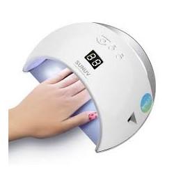 LED UV лед уф лампа Sun One 1 5/5+/6/8 48 вт для наращивания оптом