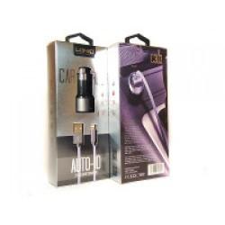Автомобильное ЗУ LDNIO DL-C303I + USB кабель (Lightning) оптом