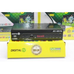 Тюнер Рессирвер Т2 DIGITAL TV приставка телевизионная DVB T 777