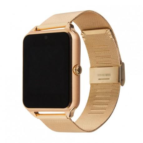 Smart Watch X6 Metal Gold