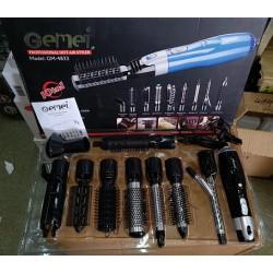 Воздушный стайлер для волос 10в1 Gemei GM 4835