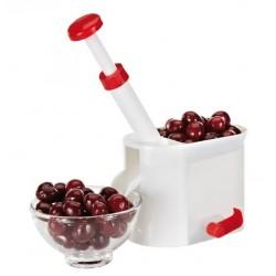 Машинка (прибор, отделитель) для удаления косточек из вишни Cherry And Olive Corer оптом