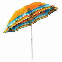 Пляжный зонт с наклоном Anti-UV 1,8 м