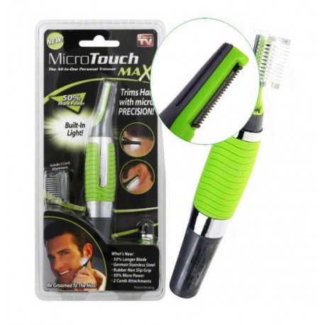 Триммеры для волос micro touch max