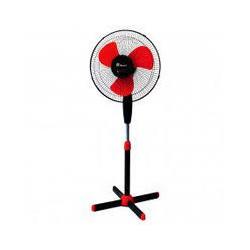 Вентилятор DOMOTEC FS-1619 Black/Orang