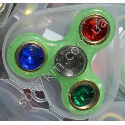 Спиннеры Spinners классической формы с камнями