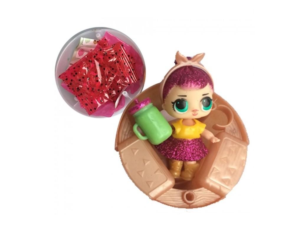 Букет Куклы ЛОЛ - Интернет-магазин воздушных шаров