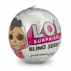 LOL Кукла сюрприз в шаре новогодняя L.O.L. Surprise оптом