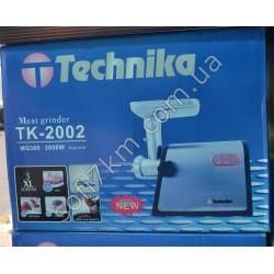 Мясорубка Technika TK-2002 3000W