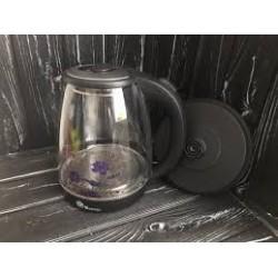Электрический чайник Domotec DT стекло. Цена