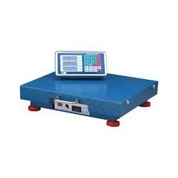 Весы электронные торговые BITEK YZ-909-G5-600kg с двойной усиленной платформой до 600кг (45х60см