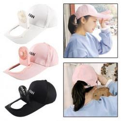 Літня кашкет з вентилятором Fan Бейсбольна кепка з вентилятором