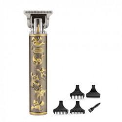 Аккумуляторная окантовочная машинка GEEMY GM-6627 для стрижки волос, окантовки, бороды