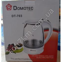 Электрочайник Domotec DT-703