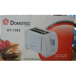 Тостерница Domotec DT1303