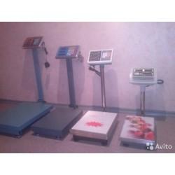 Весы электронные 100KG