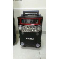 AMC Мобильная акустическая система RX-2088, автономная на