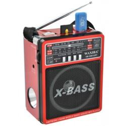 Ks-2082urt Am/fm/sw 3 Band Radio Us