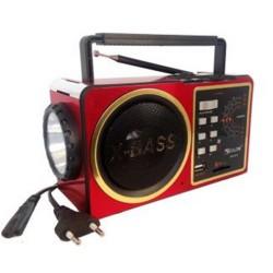 Радиоприемник с фонарем RX-618